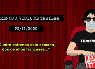Estrenos de cine (30/12/2020)