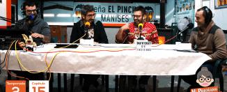 Ni programa ni programo 2x15 - Lo de Navidad: Especial Incienso