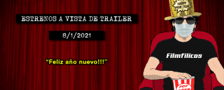 Estrenos de cine (8/1/2021)