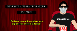 Estrenos de cine (15/1/2021)