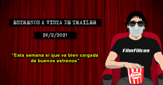 Estrenos de cine (26/2/2021)