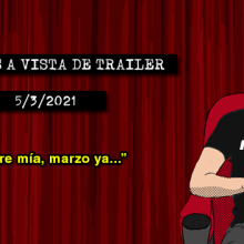 Estrenos de cine (3/5/2021)