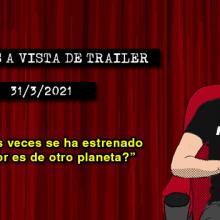 Estrenos de cine (31/3/2021)