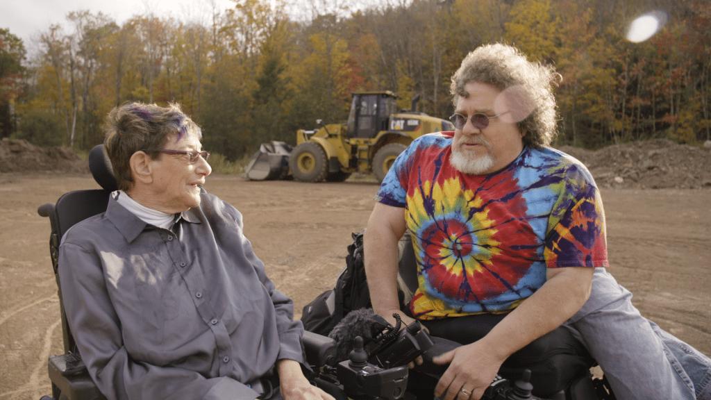 Crip Camp: A Disability Revolution (Campamento extraordinario)