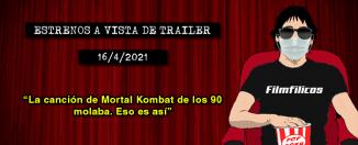 Estrenos de cine (16/4/2021)