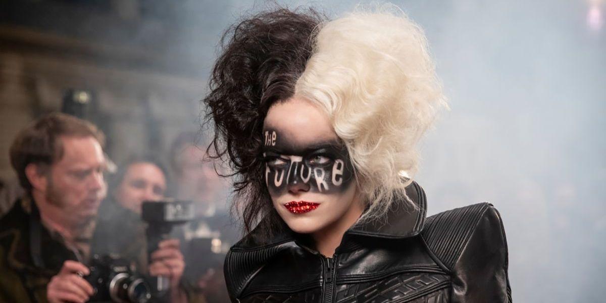 Emma Stone es Cruella