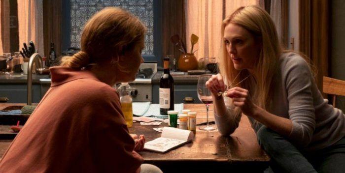 Crítica de la película La mujer en la ventana, 2021.