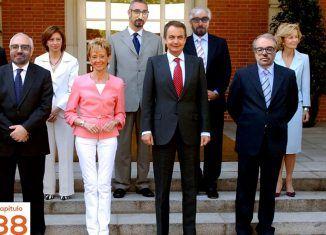 Ni programa ni programo 2x38 - Lo de me gustaría a mi verte Zapatero