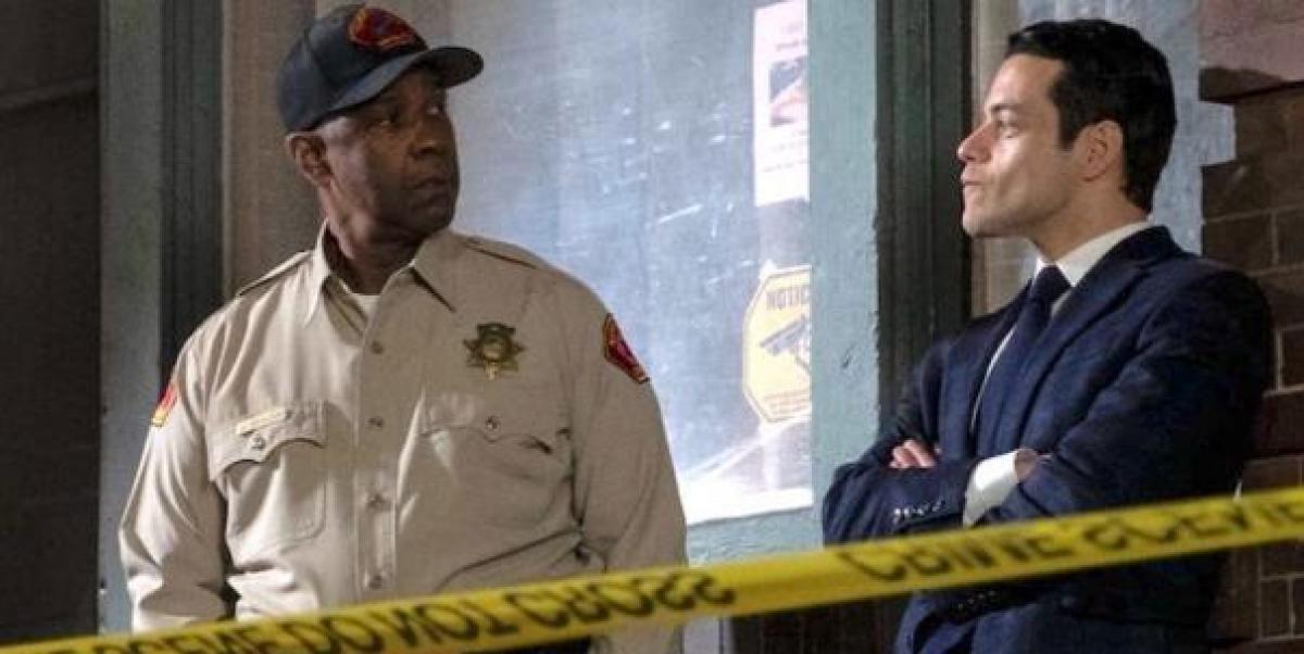 Denzel Washington y Rami Malek en Pequeños detalles 2021, filmfilicos blog de cine