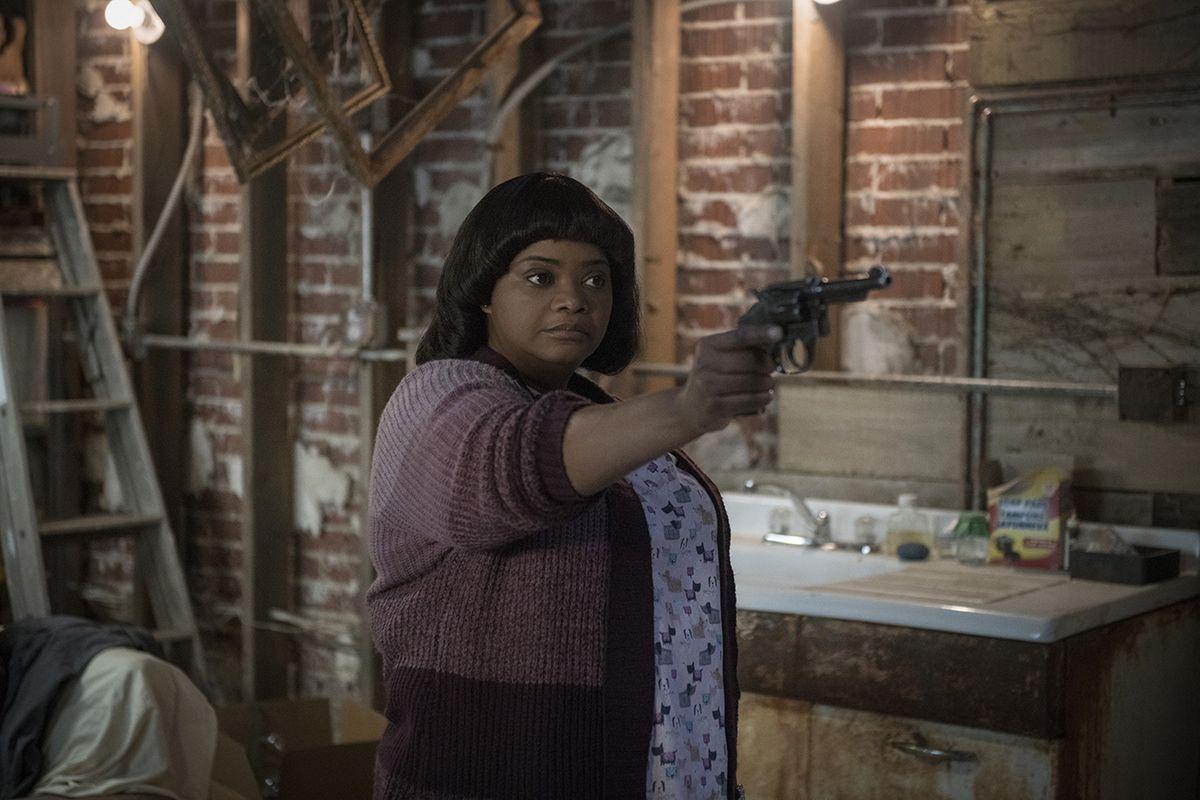 Octavia Spencer en el Sótano de Ma (2019), Filmfilicos