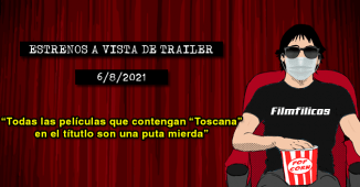 Estrenos de cine (6/8/2021)