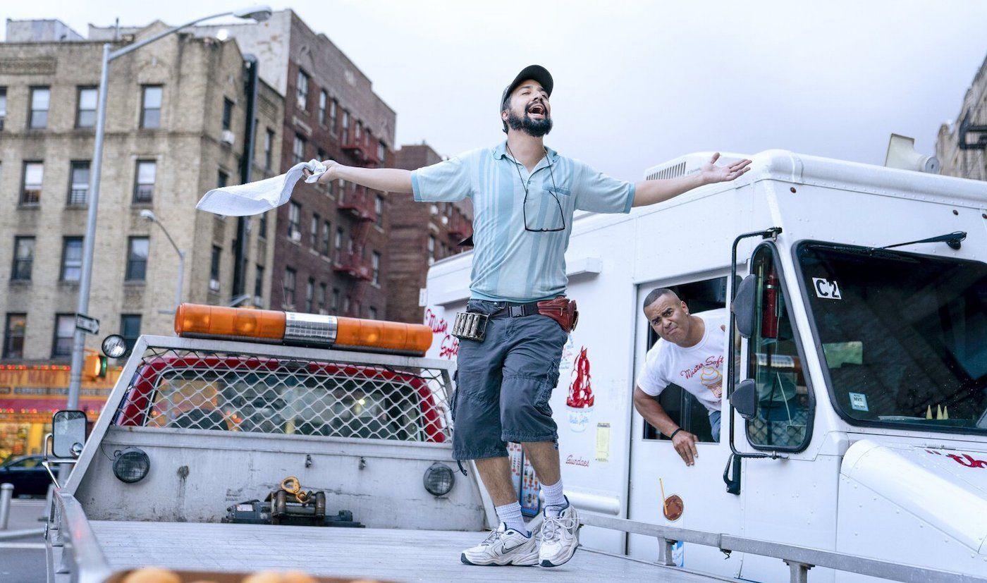 En un Barrio de Nueva York, filmfilicos blog de cine
