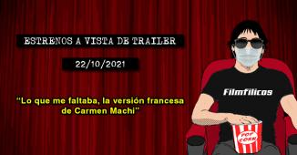 Estrenos cine (22/10/2021)